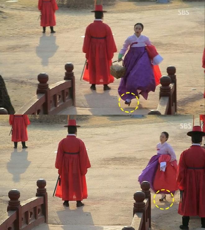 Loi trang phuc ngo ngan trong phim Han hinh anh 2