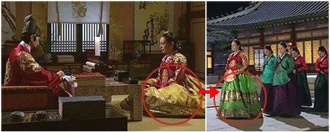 Loi trang phuc ngo ngan trong phim Han hinh anh 4