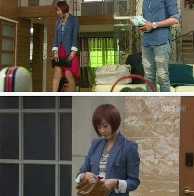 Loi trang phuc ngo ngan trong phim Han hinh anh 6