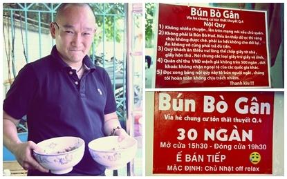 MV cua Phuong Thanh va ong chu quan bun bo gan hinh anh