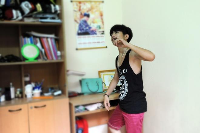 Cuoc song o tro tai Ha Noi cua Quang Anh The Voice Kids hinh anh 5
