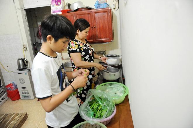 Cuoc song o tro tai Ha Noi cua Quang Anh The Voice Kids hinh anh 10