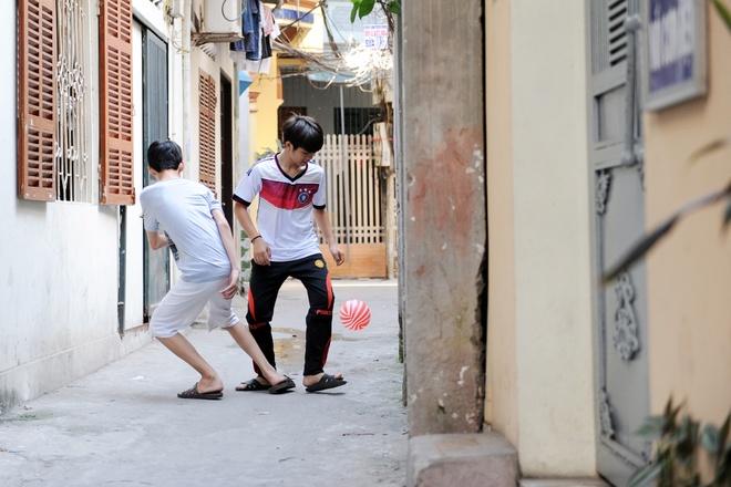 Cuoc song o tro tai Ha Noi cua Quang Anh The Voice Kids hinh anh 6