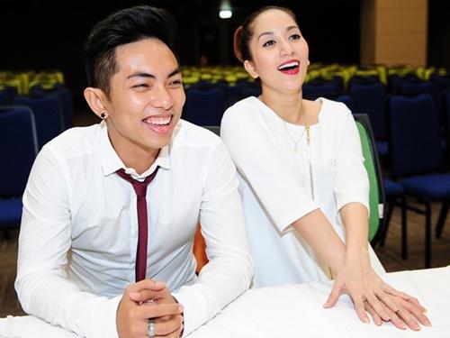 Phan Hien: 'Bo me khong ngan cam toi yeu Khanh Thi' hinh anh
