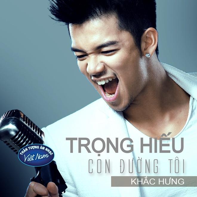 Ho Ngoc Ha, Trong Hieu Idol lan dau dung chung san khau hinh anh 1