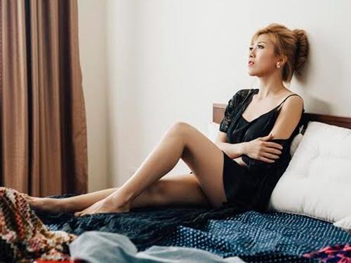 Trang Phap vuong tinh tay tu voi Mr. T trong MV moi hinh anh