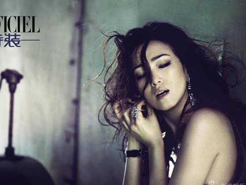 Duong tinh lan dan cua my nhan trong phim Truong Nghe Muu hinh anh 3