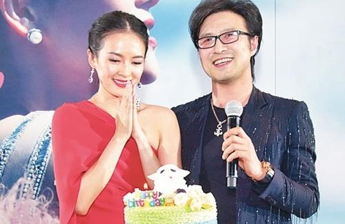 Duong tinh lan dan cua my nhan trong phim Truong Nghe Muu hinh anh 6