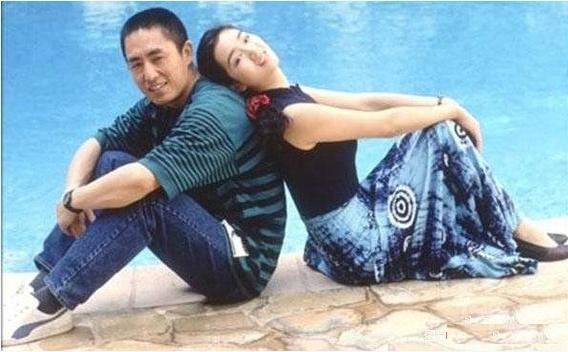 Duong tinh lan dan cua my nhan trong phim Truong Nghe Muu hinh anh 1