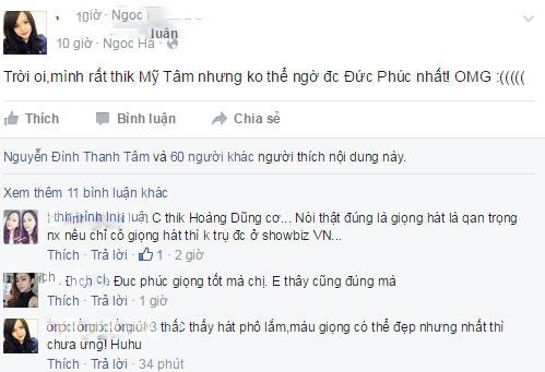 Khan gia day song vi Duc Phuc dang quang hinh anh 3