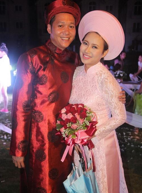 Khanh Linh lan dau trai long ve hai cuoc hon nhan hinh anh 2