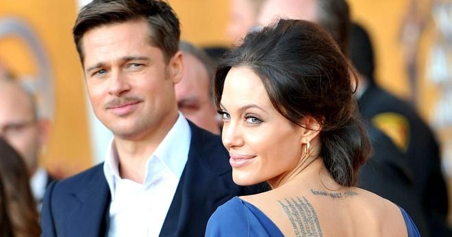 Jolie va Pitt, cuoc chien PR ruc lua giua hai ke 'yeu nhau' hinh anh