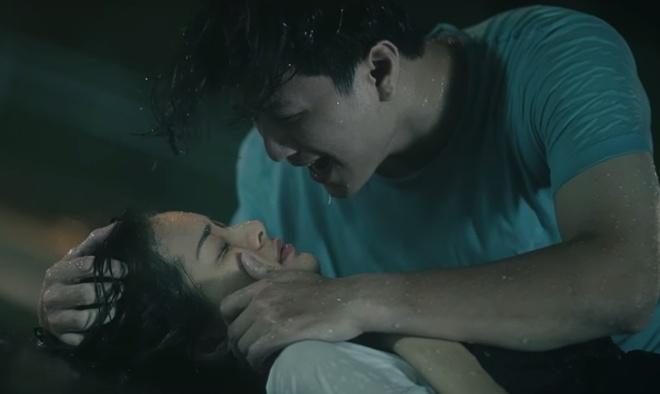 Ha Vi va Huynh Anh co nhieu canh tinh cam trong MV cua Dang Khoi hinh anh 9