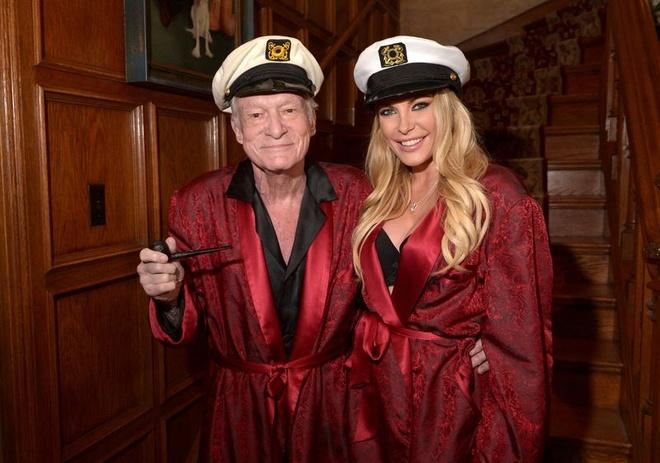 Ong trum tap chi khieu dam Playboy Hugh Hefner qua doi hinh anh 2