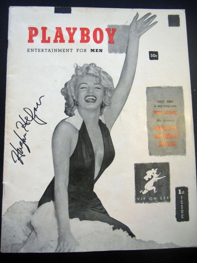 Ong trum tap chi khieu dam Playboy Hugh Hefner qua doi hinh anh 3