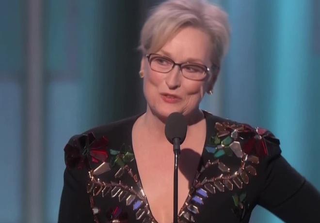 Meryl Streep goi Harvey Weinstein la