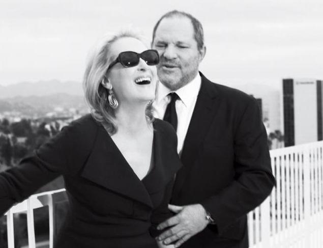 Suot 30 nam, Meryl Streep khong he biet Harvey Weinstein co be boi sex hinh anh