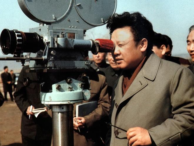 Lanh dao Trieu Tien Kim Jong II co bo suu tap 20.000 DVD phim My hinh anh