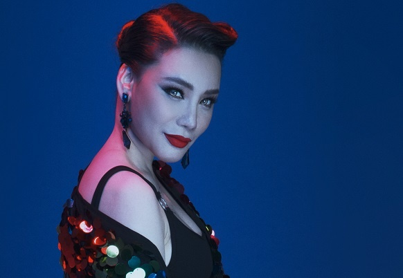 Ho Quynh Huong ra MV nhac dance, the hien giong hat 'hoc hanh bai ban' hinh anh