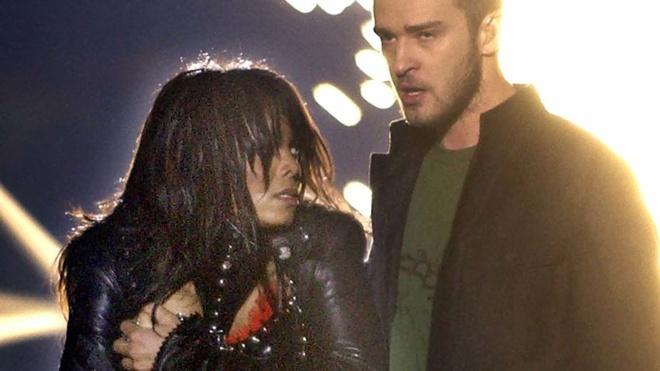 Justin Timberlake dien Superbowl 13 nam sau vu Janet Jackson lo nguc hinh anh