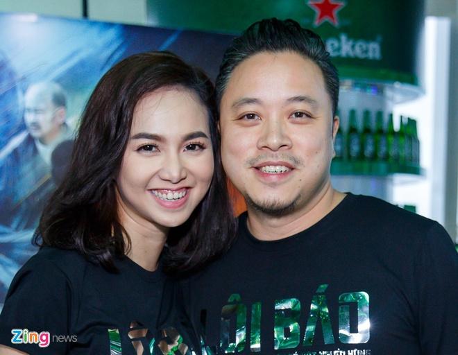 'Loi Bao': Victor Vu lam phim gia dinh hay hon nho cuoi Dinh Ngoc Diep hinh anh