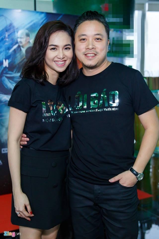 'Loi Bao': Victor Vu lam phim gia dinh hay hon nho cuoi Dinh Ngoc Diep hinh anh 1