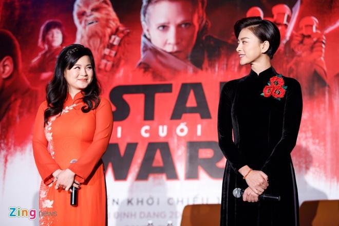 Ngo Thanh Van: 'Toi khong he bi phan biet doi xu khi dong Star Wars' hinh anh 3