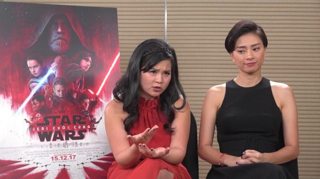 Ngo Thanh Van: 'Toi khong he bi phan biet doi xu khi dong Star Wars' hinh anh