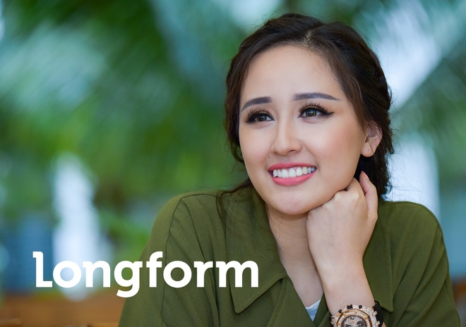 Mai Phuong Thuy: 'Nua doi la hoa hau roi, toi chi mo song binh thuong' hinh anh