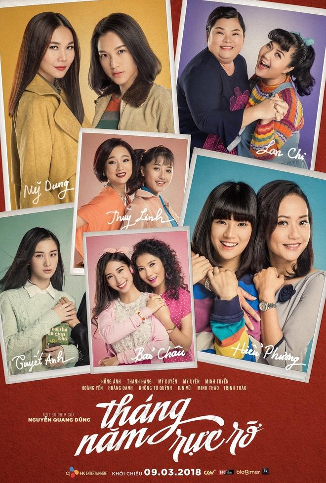 Thanh Hang bi mang 'vua gia vua dien' trong teaser 'Thang nam ruc ro' hinh anh 3
