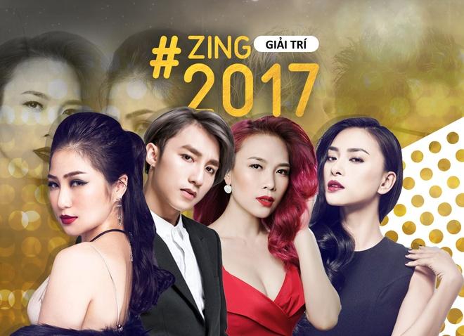 8 nghe si tieu bieu cua showbiz Viet 2017 hinh anh