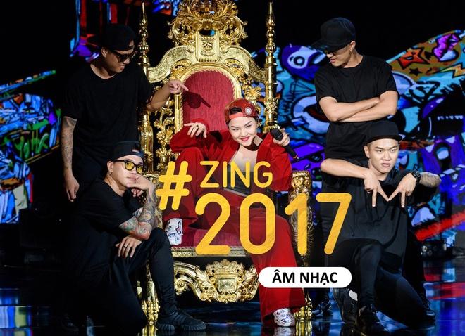 Nhac Viet 2017: Toan 'Hong hot showbiz', am nhac con y nghia khong? hinh anh