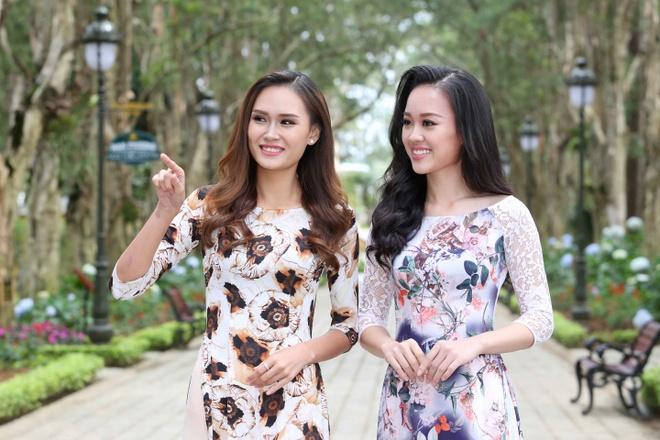 Top 45 Hoa hau Hoan vu Viet Nam dien ao dai giua doi thong Da Lat hinh anh 3
