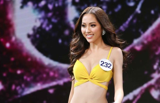 Sau Chung Huyen Thanh, them hoc tro Lan Khue bo thi Hoa hau Hoan vu hinh anh