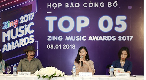 Zing Music Awards cong bo Top 5: Min bat ngo 'lat do' Son Tung, Soobin hinh anh