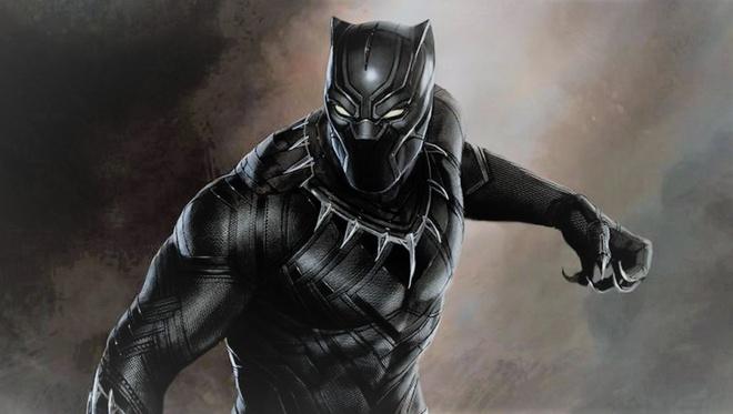 'Black Panther' - Tieng noi cat len tu su cam lang cua nguoi da den hinh anh