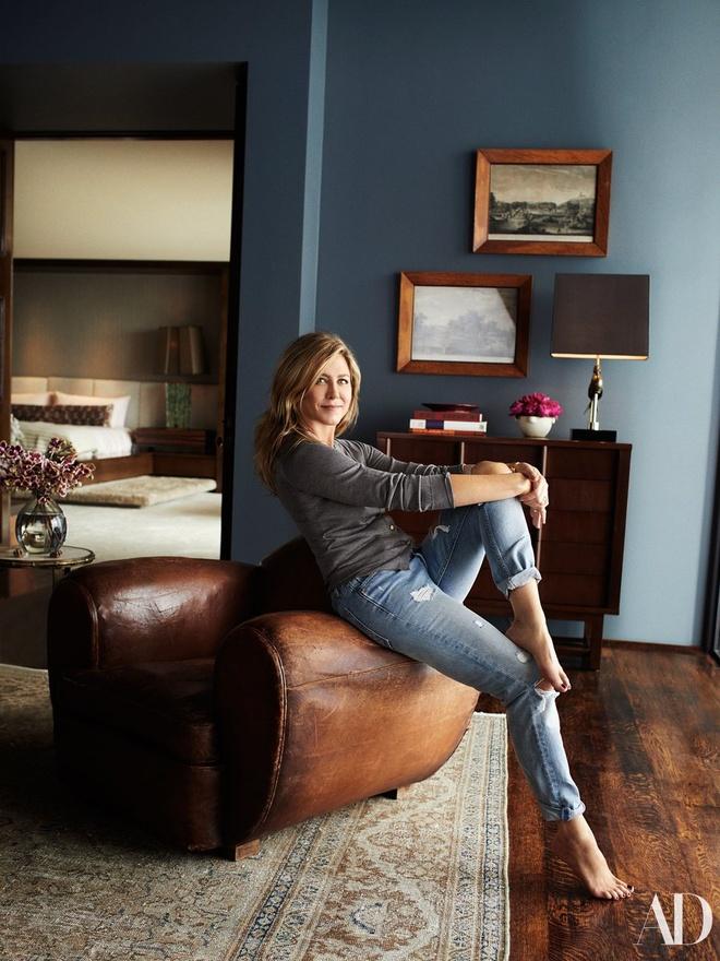 Jennifer Aniston va chong cu co the chua tung ket hon hay song chung hinh anh 2
