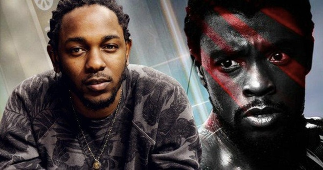 Album nhac phim 'Black Panther' thay doi lich su nhu the nao? hinh anh