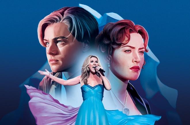 10 ca khuc nhac phim Oscar te nhat: Co 'Titanic', Vua Su tu' hinh anh