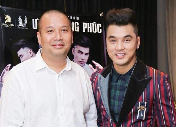 Quang Huy trai long truoc show Ung Hoang Phuc: Ca thoi trai tre ua ve hinh anh