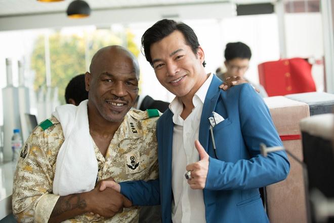 Tran Bao Son: 'Mike Tyson nhan 1 trieu USD cho 7 ngay quay o Viet Nam' hinh anh