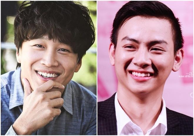 So sanh Hoai Lam va Cha Tae Hyun 'Co nang ngo ngao' khi dong chung vai hinh anh