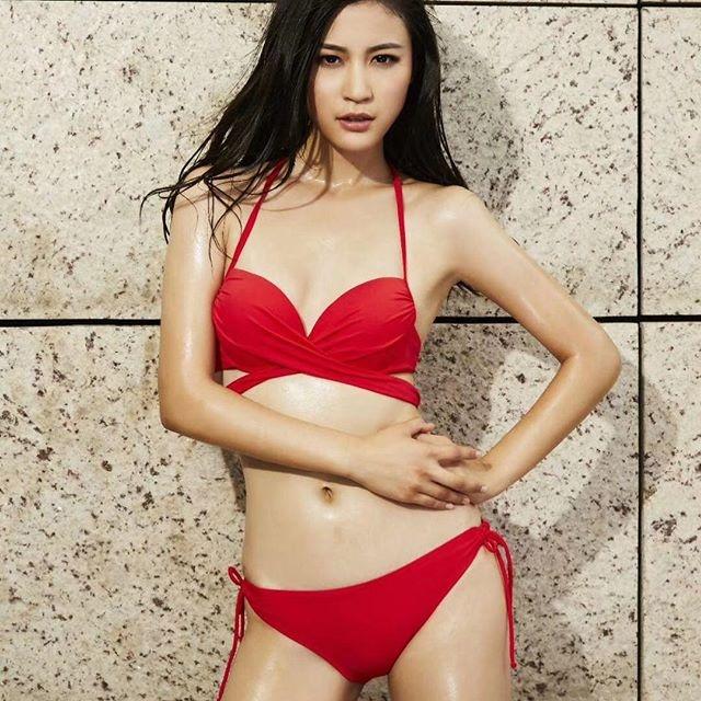 Dai dien Trung Quoc o Hoa hau Hoan vu 2018 bi che nhan sac binh thuong hinh anh 5