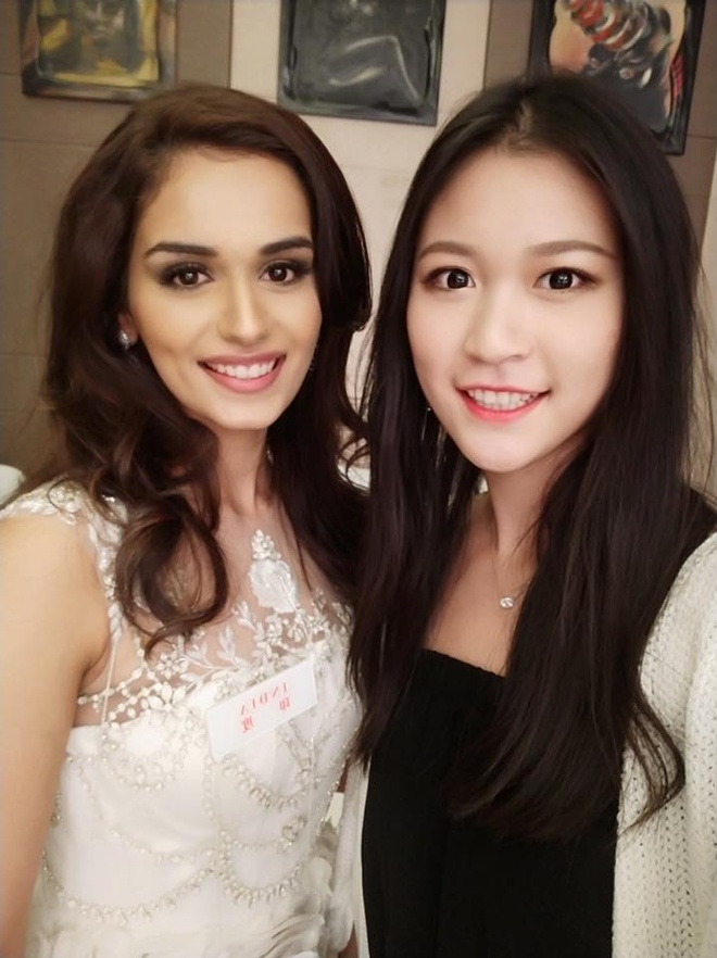Dai dien Trung Quoc o Hoa hau Hoan vu 2018 bi che nhan sac binh thuong hinh anh 6