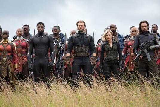 'Avengers: Infinity War' dat 100 ty nhanh nhat Viet Nam sau 5 ngay hinh anh 1