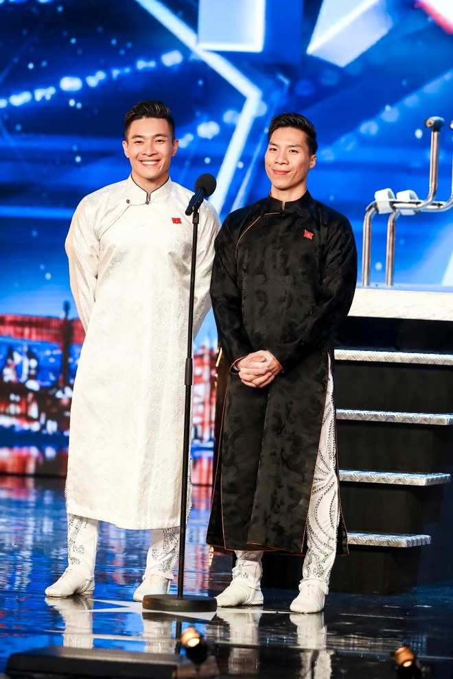 Quoc Co, Quoc Nghiep vao chung ket Britain's Got Talent 2018 hinh anh 2