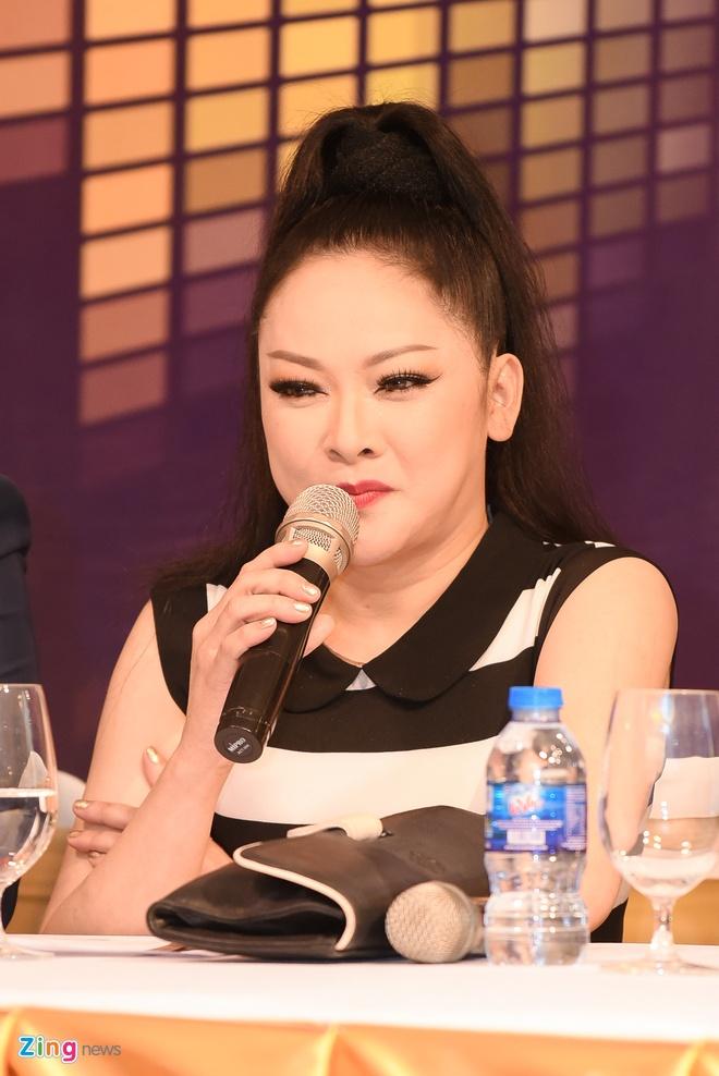 Nhu Quynh hoi ngo Quang Le, Phuong My Chi hinh anh 1