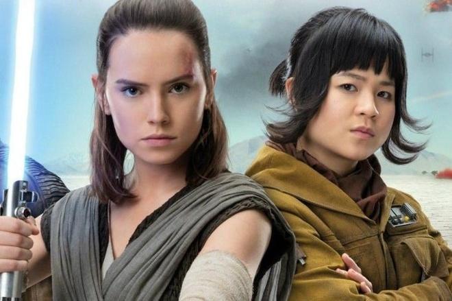 Fan 'Star Wars' bat nat dien vien goc Viet: Thoi ham mo doc hai hinh anh