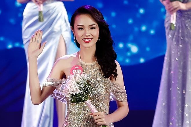 Nhan sac 19 nguoi dep mien Nam vao chung ket Hoa hau Viet Nam 2018 hinh anh