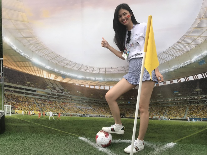 A hau Thanh Tu sang Nga xem chung ket World Cup ngay sat gio da hinh anh 4